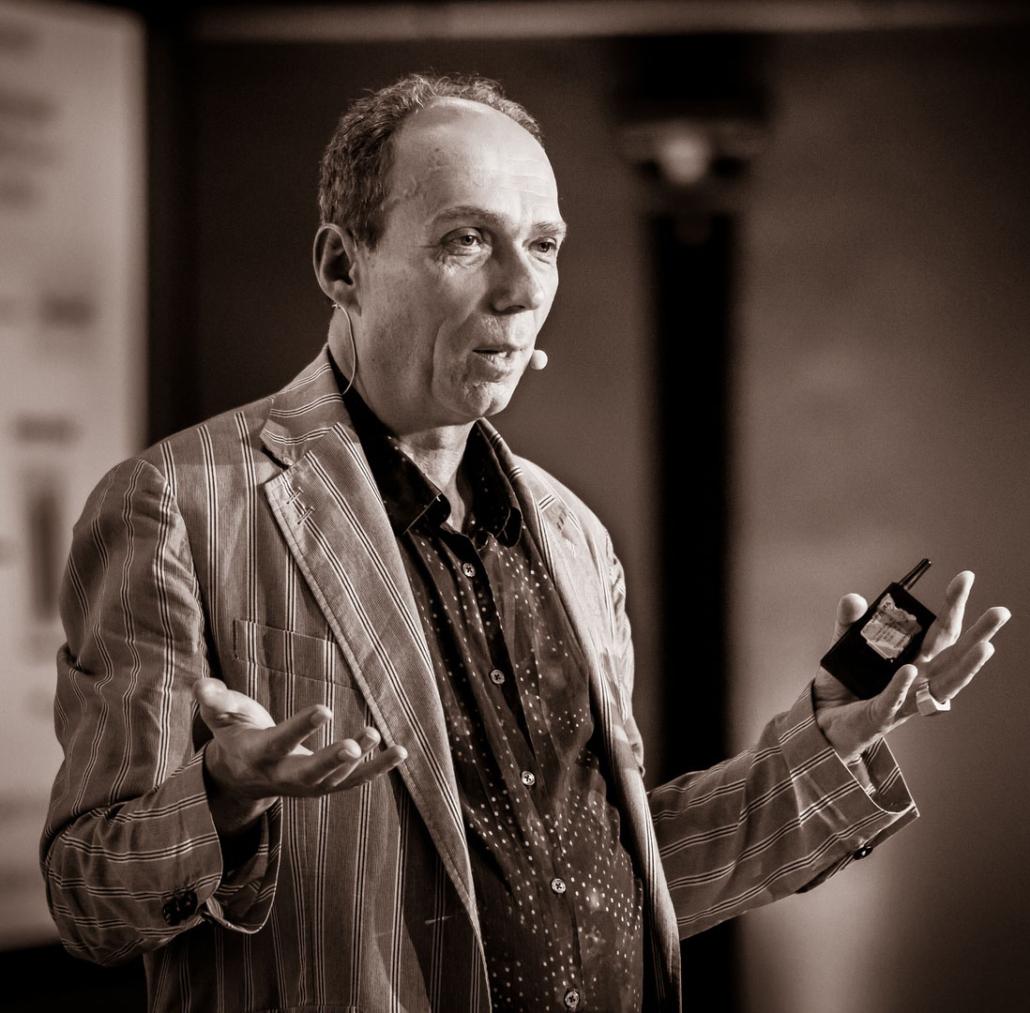 Professor Marc Henry